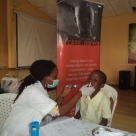 Loving Gaze St Kizito Clinic Children Dental Health Care Outreach Program