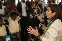Loving Gaze_President Boldrini Visit_SS Peter & Paul School_12