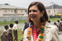 Loving Gaze_President Boldrini Visit_SS Peter & Paul School_6