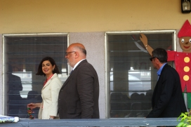 Loving Gaze_President Boldrini Visit_SS Peter & Paul School_7