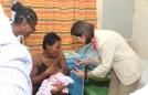 Loving Gaze_President Boldrini Visit_St Kizito Clinic_9
