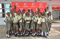 SS Peter & Paul School students visit Vodacom Nigeria