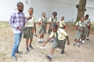 Let's test the drone, SS Peter & Paul students visit Vodacom Nigeria