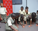 What is IoT? SS Peter & Paul students visit Vodacom Nigeria