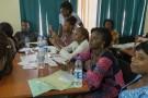 Workshop at St Kizito Clinic, Lekki, Lagos, Photo © Loving Gaze