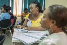 Workshop at St Kizito Clinic, Lekki, Lagos, Photo © Loving Gaze